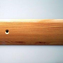 Порог-стык 30мм х 0,9м алюминий ель
