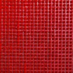 Щетинистое покрытие красный