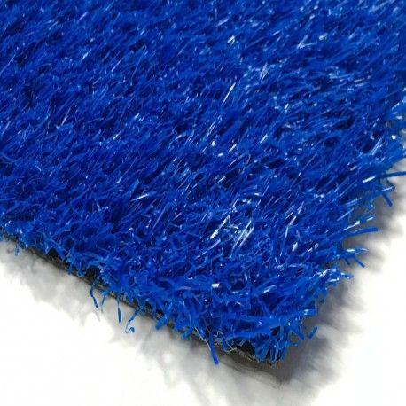 Искусственная трава Topi Grass 20 Синяя (1м.)